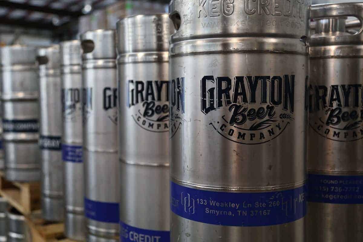 Grayton Beer Kegs